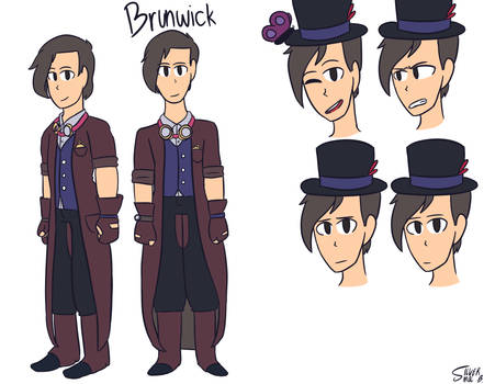 Brunwick ref sheet