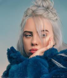 Billie Eilish by meybelle