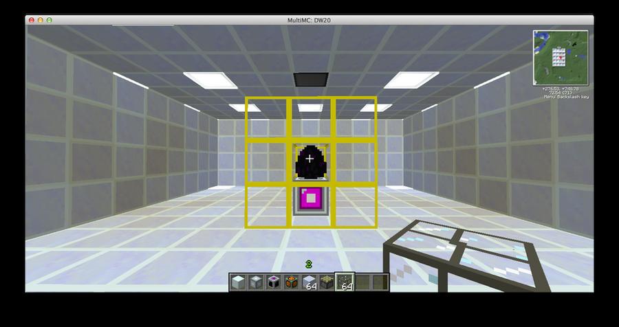 Aperture Science Reactor Core by Arrancaropenaccount