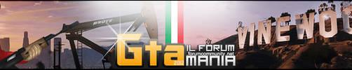 Gta Mania New Logo by Scar9