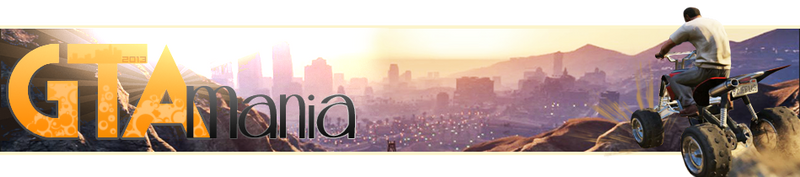 Gta V Gta Mania Logo by Scar9