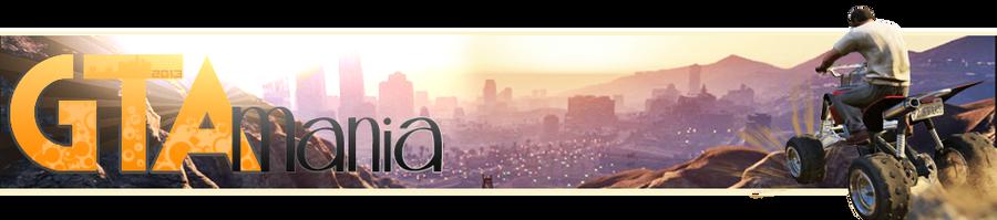 Gta V Gta Mania Logo