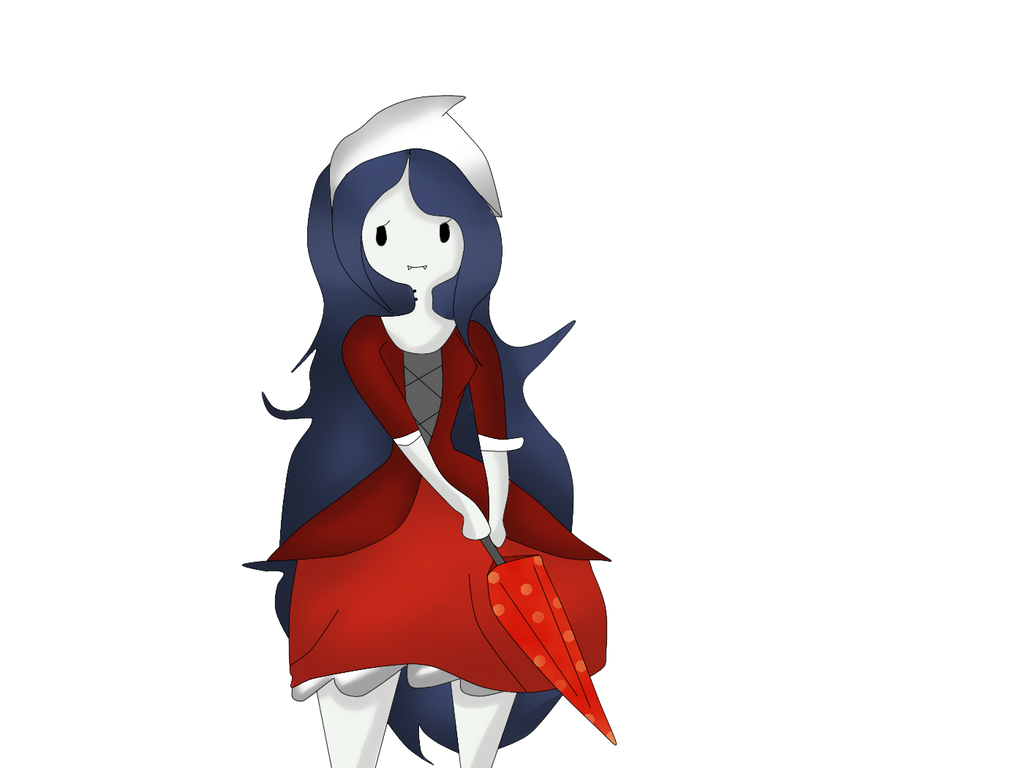 Marceline as Katrina by kawaiigirl300