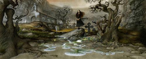 Lake of Tears by Boban-Savic-Geto