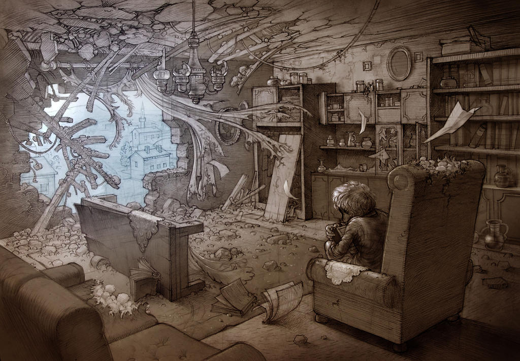 Soba 4 by Boban-Savic-Geto