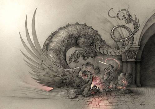 Zmaj - Dragon
