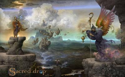 Sacred Drop