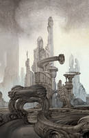 City On Another Planet