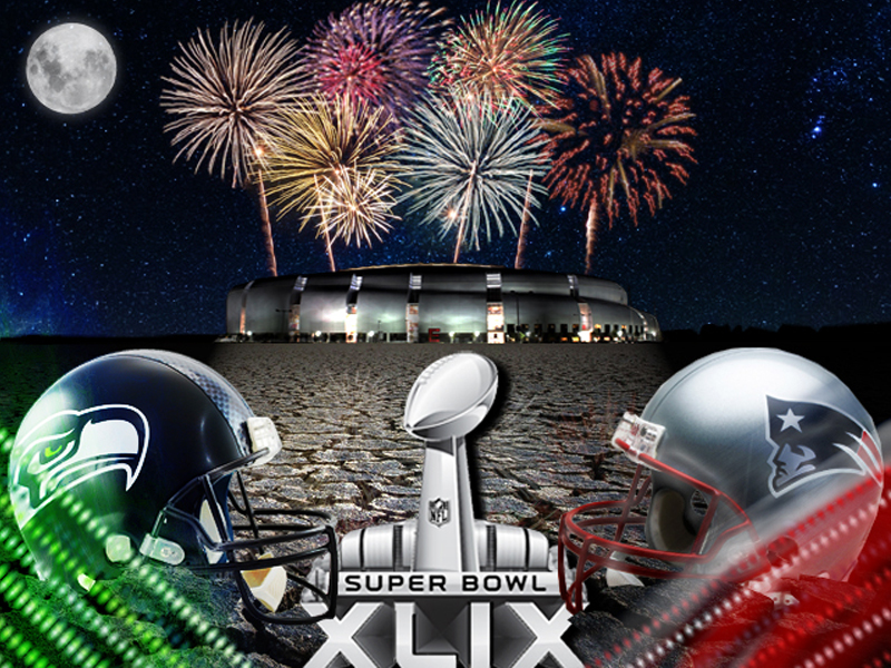 Super Bowl XLIX Wallpaper By Jacob1rc