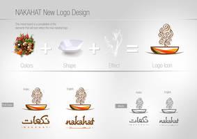 Nakhat.com Logo by designer163