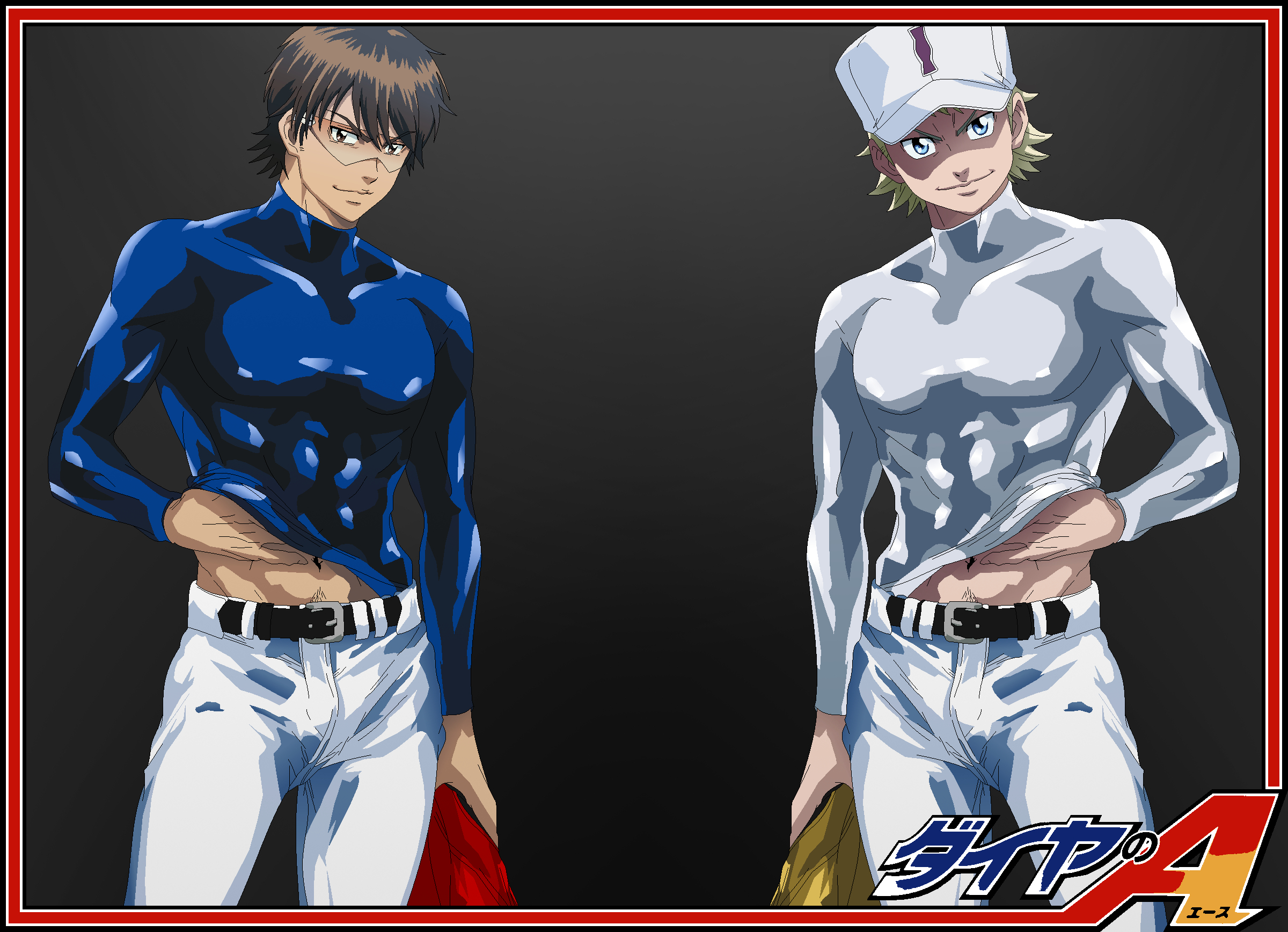 Ace Of Diamond Wallpaper By Sexyanimes On Deviantart