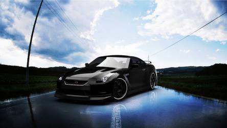 Nissan GTR update by gbpackers