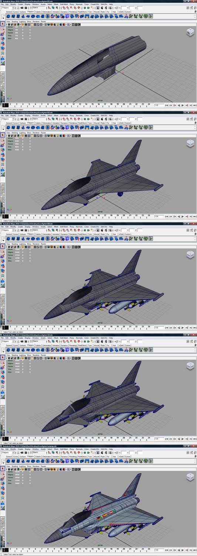 Eurofighter workthrough