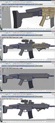Bushmaster ACR WIP