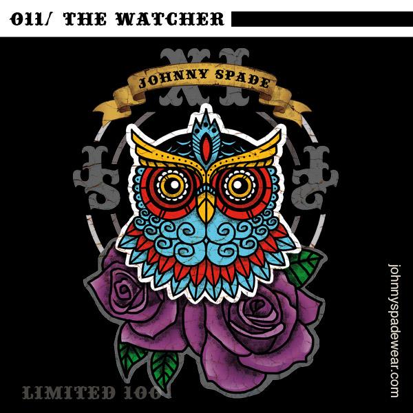 011/ THE WATCHER by johnnyspadewear