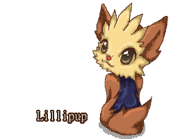 .:co:. Lillipup by czaria