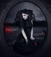 Black swan by Black-Nemesi