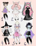 Adoptables batch closed