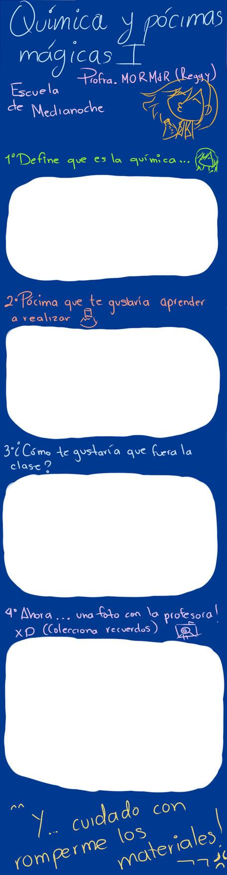 EDM Quimica 1 clase mini test by girlz-rock