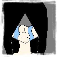 Mariko crying... by Midnight-Calling