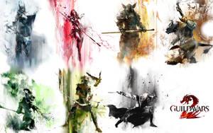 Guild wars 2 by ooo-nrober