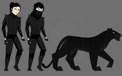 Dark Ambassador by design-always