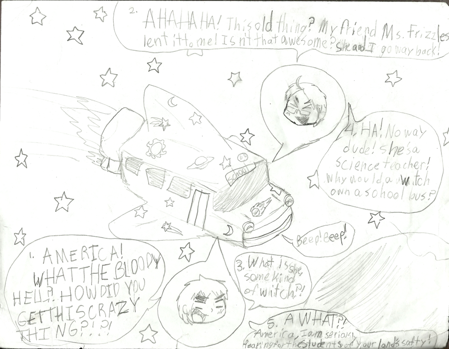hetalia space program - photo #34