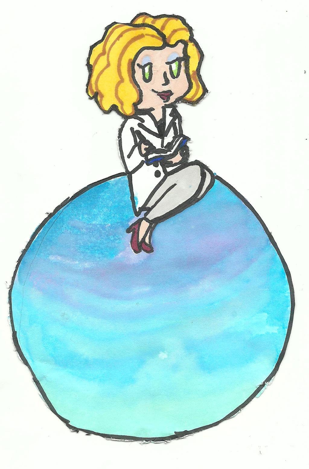 chibi planets background - photo #42
