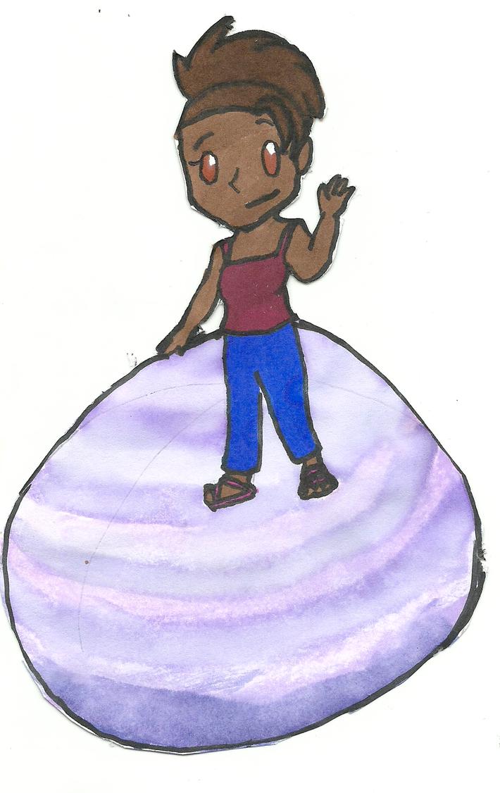 chibi planets background - photo #38