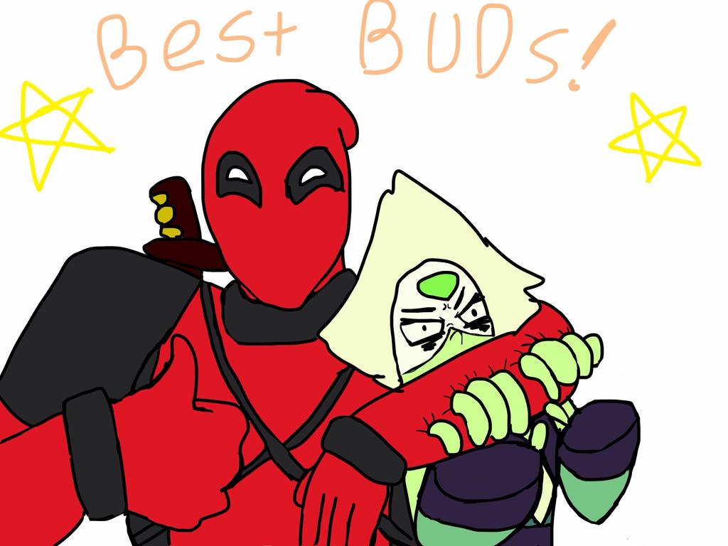 BUDDIES! by Artdirector123
