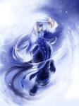 Soft as Ice - for Saya by shirotsuki