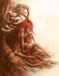 Dead Skin by shirotsuki