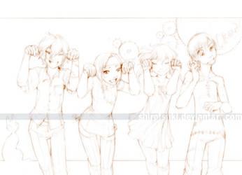 Ur doin it wrong - sketch by shirotsuki