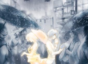 WALK by shirotsuki