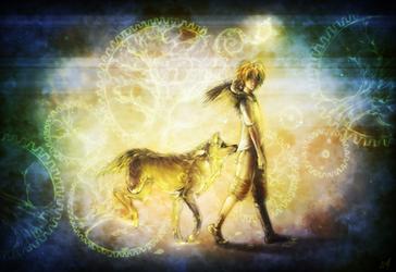 Step Light by shirotsuki