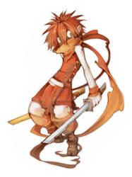 Ninja '09 by shirotsuki