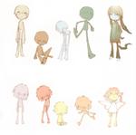 Birdseed - Character Studies