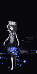 Forget-me-not by shirotsuki