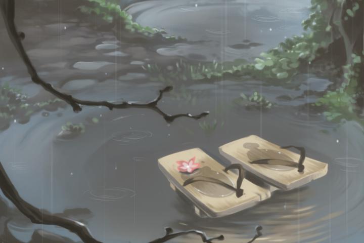 Haruame by shirotsuki