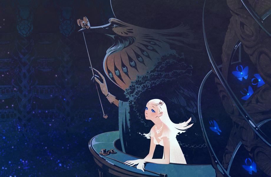 The Butterfly Opera by shirotsuki