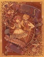 AnimeUSA 2012 - flyer by shirotsuki