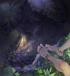 Rainy Season - questions 03 by shirotsuki