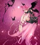 Imp Pink - commission