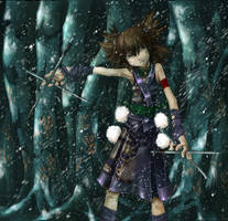 Nature's Sword by shirotsuki