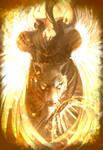 Golden Bell by shirotsuki