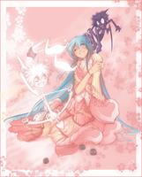 Miso Valentine by shirotsuki