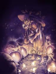Raindears by shirotsuki