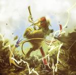 Fear the Edchu by shirotsuki