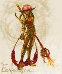 Lady of Daybreak by shirotsuki