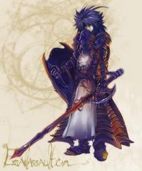 Lord of Nightfall by shirotsuki
